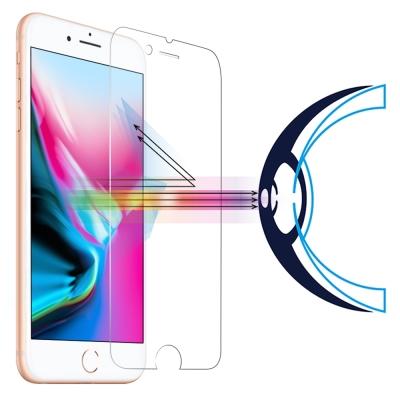 RetinaGuard 視網盾 iPhone8 Plus 5.5吋 防藍光鋼化玻璃保護膜