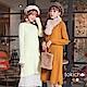 東京著衣-麻花造型針織洋裝