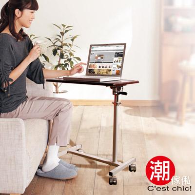 Cest Chic-喜爾昇降機能桌 60cm寬-DIY