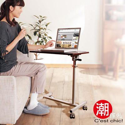 Cest Chic-喜爾昇降機能桌(寬60cm)-DIY
