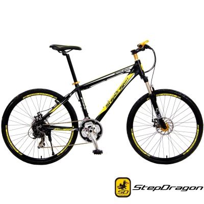 【StepDragon】戰神 SMA-240 26吋24速鋁合金碟煞登山車