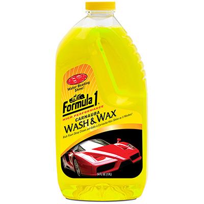 [快]Formula1高科技棕櫚光澤大洗車精15032