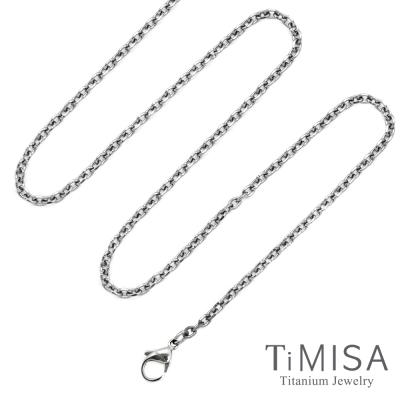 TiMISA 心動時刻 純鈦項鍊