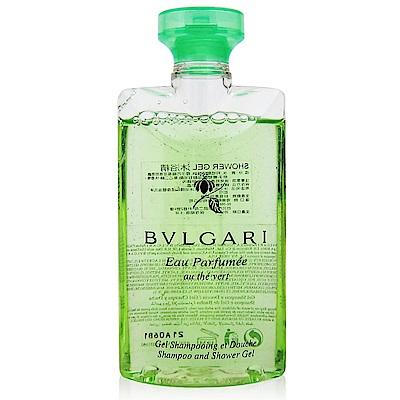 BVLGARI寶格麗 綠茶沐浴精75ml