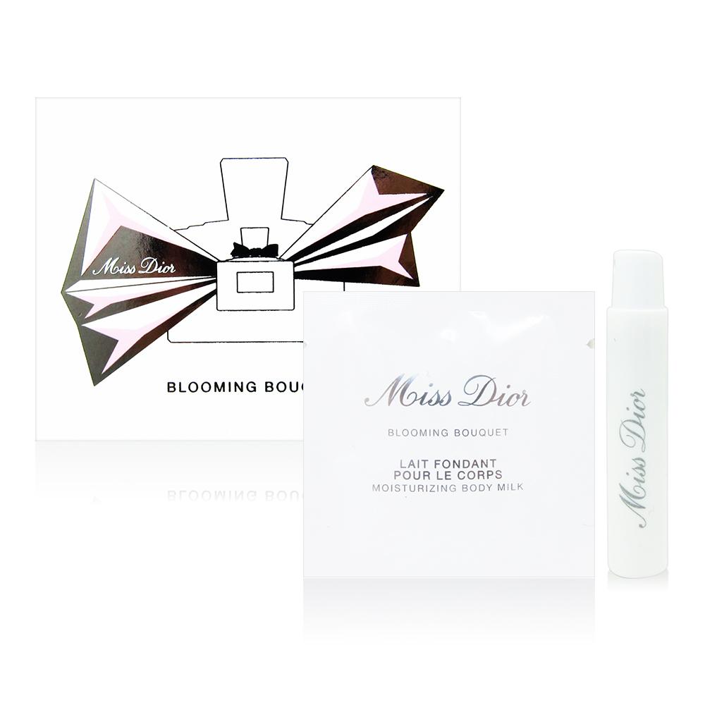 Dior 迪奧 Miss Dior 香水與身體乳 體驗包