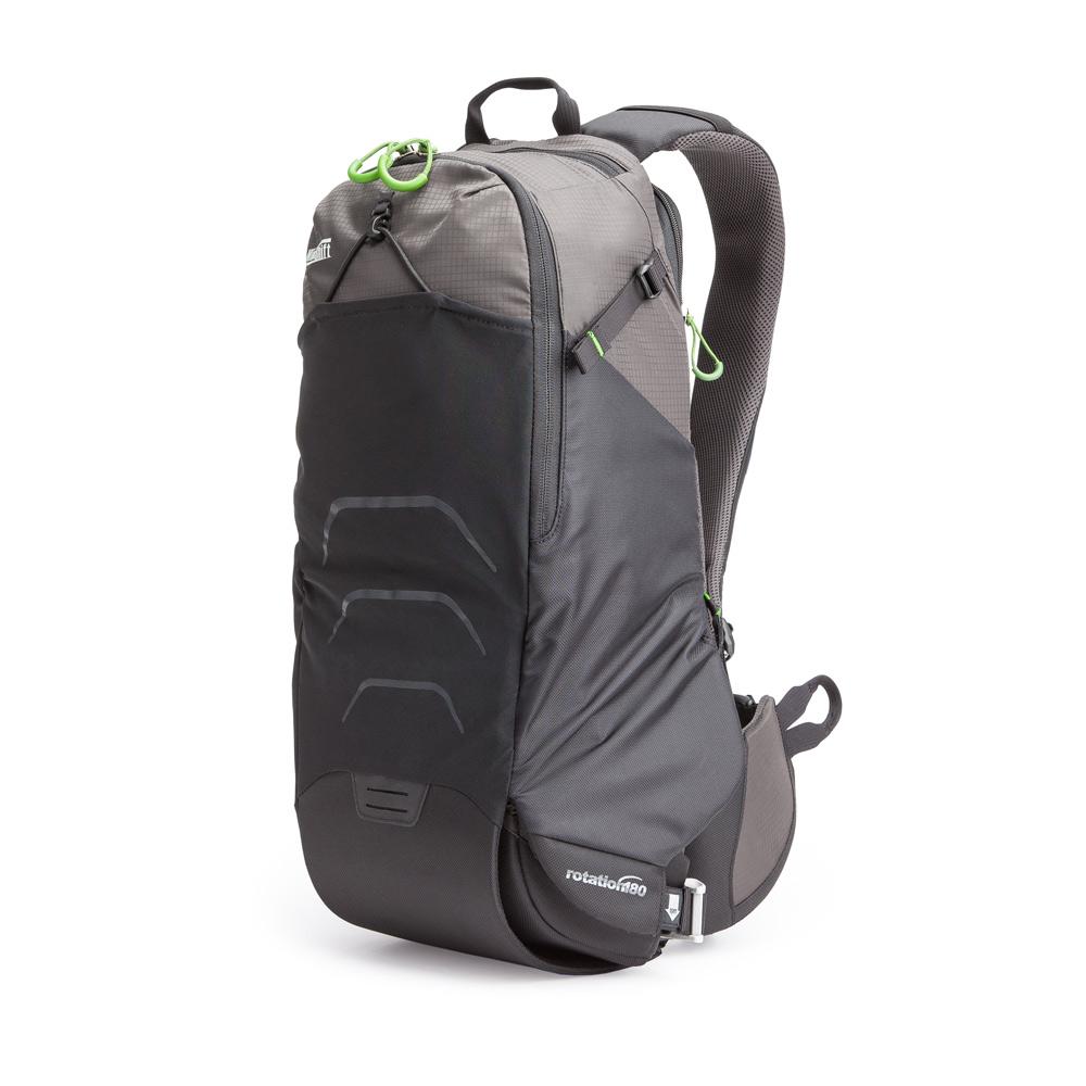 MindShift Gear 曼德士‧180度休閒旅遊攝影背包 炭灰 MS230
