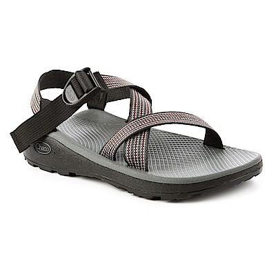 美國Chaco。男越野舒壓運動涼鞋標準款CH-ZLM01HD04 (步伐黑)