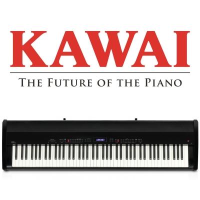 KAWAI ES8 旗艦款 88 鍵電鋼琴 黑色