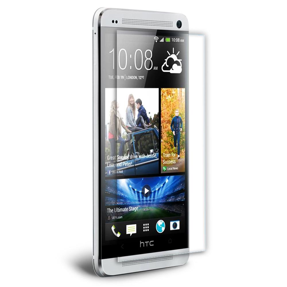 aibo NEW HTC ONE (M7)專用 9H防爆鋼化玻璃保護貼