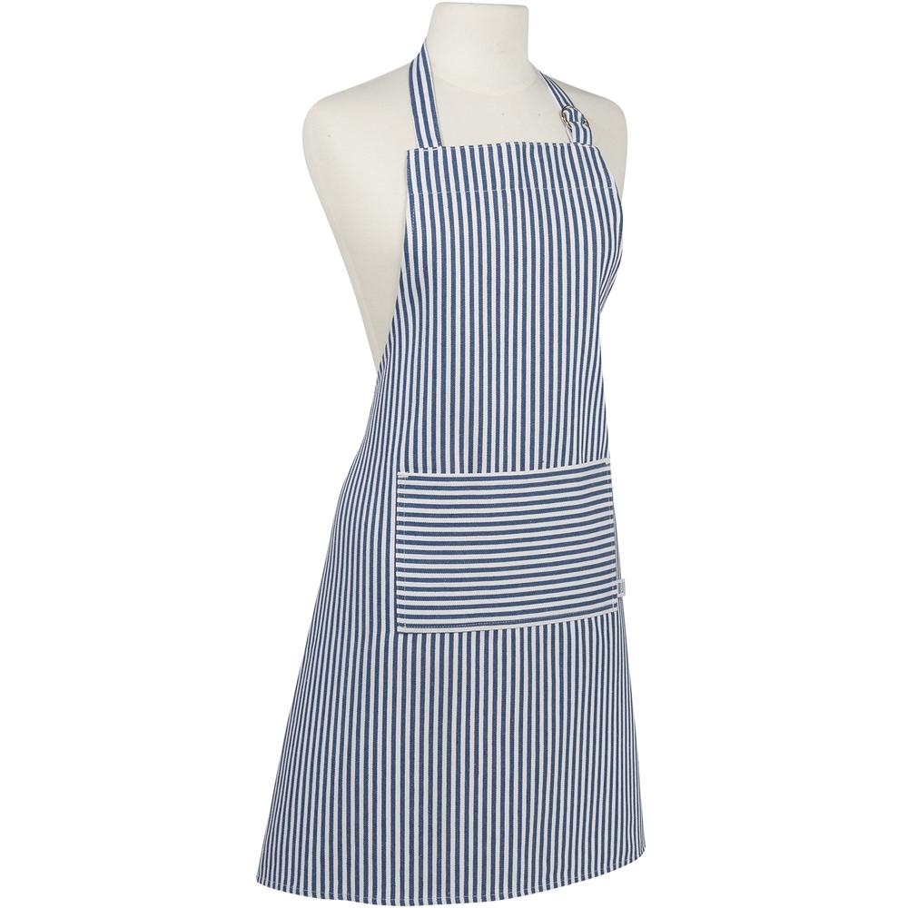 NOW 平口單袋圍裙(水手藍)