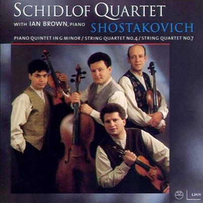 席德洛夫四重奏 - 猶太風的室內樂 CD