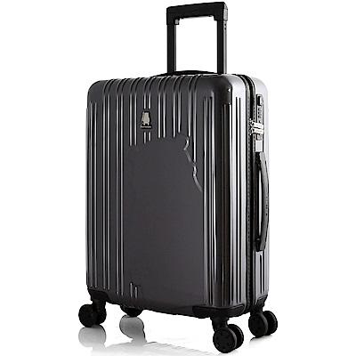 SWISSMOBILITY 瑞動 熊本熊20吋PC耐撞TSA海關鎖行李箱/旅行箱(灰色)