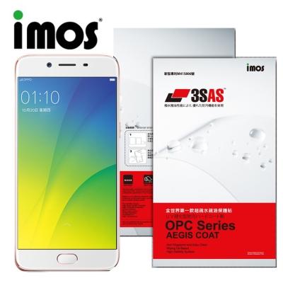 iMOS OPPO R9S PLUS 3SAS 防潑水 防指紋 疏油疏水 螢幕保...