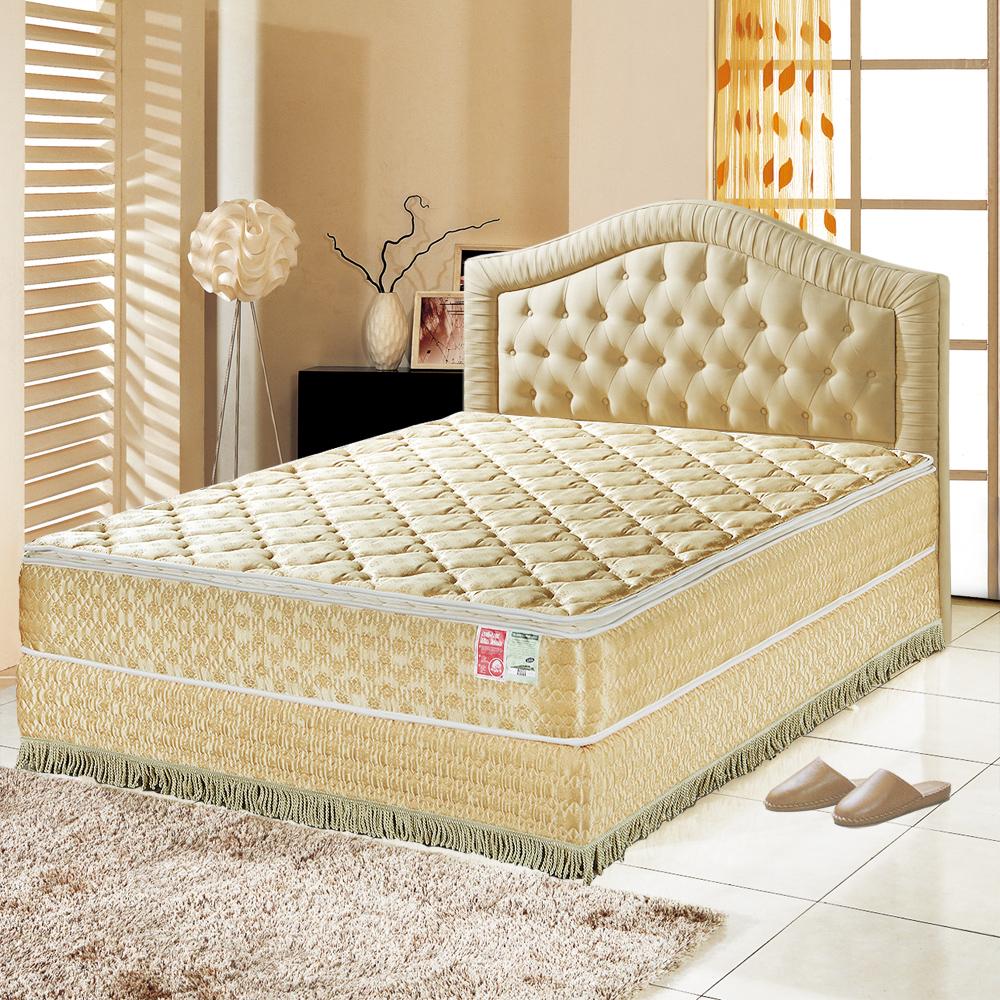Ally愛麗 正三線記憶蜂巢獨立筒床墊-雙人5尺