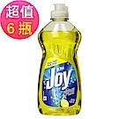 JOY檸檬濃縮食器洗滌液(375ml/瓶)6入組