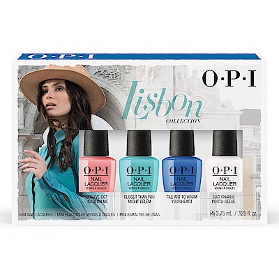OPI 漫步里斯本系列.漫步里斯本迷你組(DCL03)