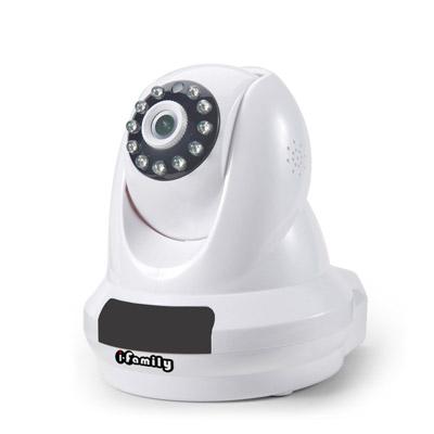 宇晨I-Family HD1080P 2百萬畫素-全視界無線遠端遙控攝影機