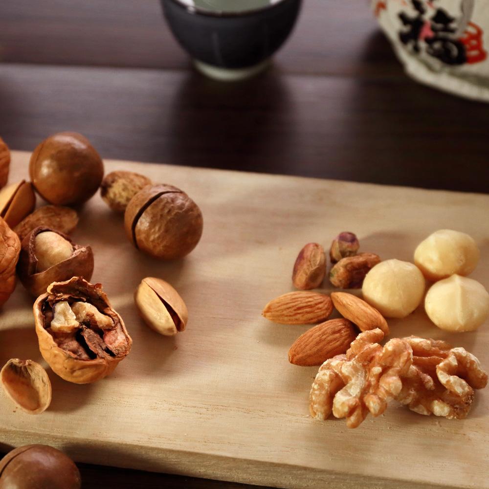每日優果 烘焙帶殼綜合堅果(240g)