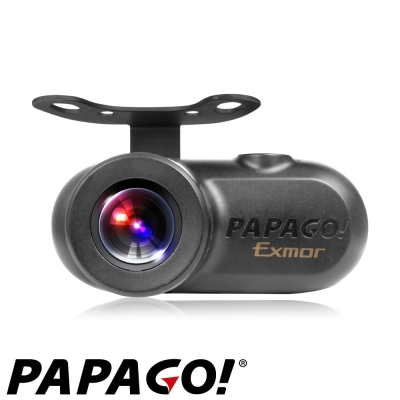 PAPAGO! SONY Sensor S1 防水後鏡頭 錄影/倒車顯影--急速配