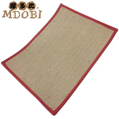 MDOBI摩多比-貓丸家 多功能天然麻繩貓抓墊-三色可選