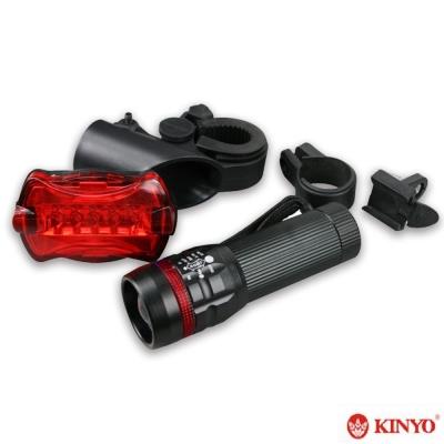 KINYO 10W自行車燈組(BLED7108)