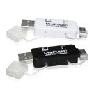 伽利略 Micro USB/USB 雙介面 OTG 讀卡機