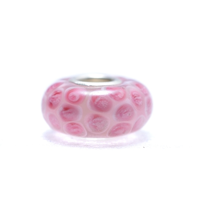 YUME Beads-琉璃系列-粉紅豹