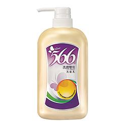 566洗潤雙效洗髮乳800g