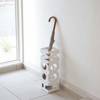 YAMAZAKI ROOM造型傘架-白★雨傘筒/雨傘桶