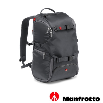 Manfrotto-曼富圖-TRAVEL-BACKPACK-專業級旅行後背包-共三色