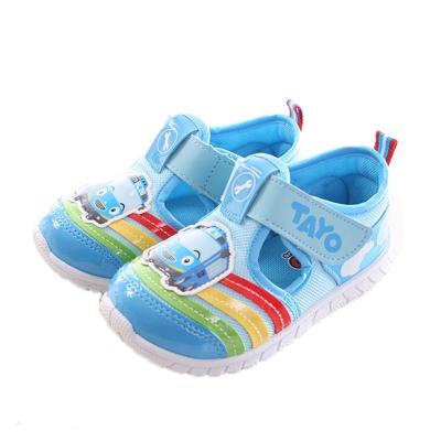 TAYO小巴士輕量舒適鞋 藍 sk0043魔法Baby