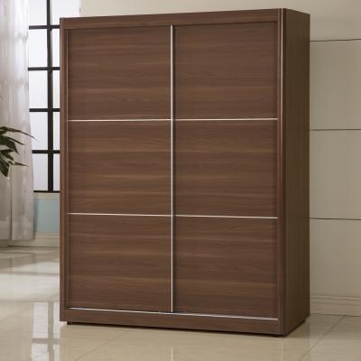 日本直人木業-wood北歐生活150CM衣櫃