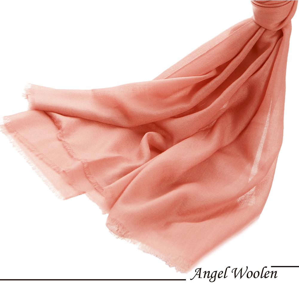 【Angel Woolen】絕世佳人 鑽石紋羊絨披肩