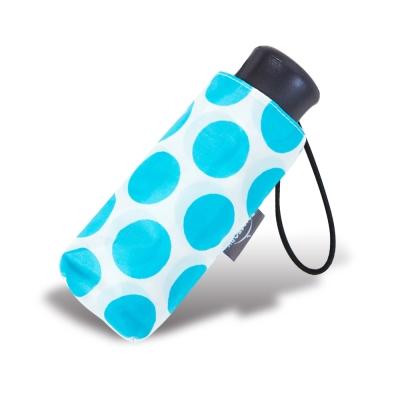 RAINSTORY晴空藍點抗UV迷你口袋傘