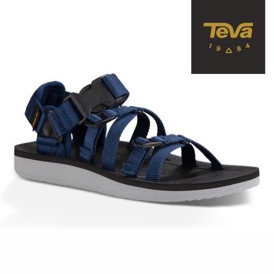 TEVA 美國 男 Alp Premier 機能運動涼鞋 (海軍藍)