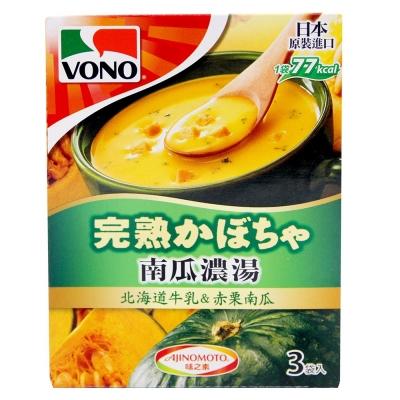味之素VONO-南瓜濃湯-18gx9袋
