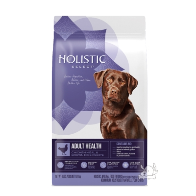 Holistic Select 活力滋 成犬 雞肉體態強化配方 4磅 X 1包