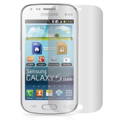 ZIYA Samsung Galaxy S Duos 抗反射(霧面)螢幕保護貼 ...