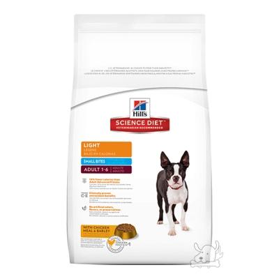 Hill's 希爾思 成犬 體重控制配方 小顆粒 2公斤