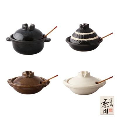 【日本長谷園伊賀燒】香料陶瓷小器皿(4款)