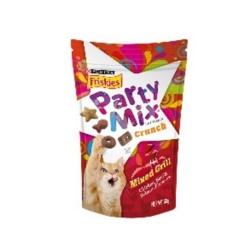 Friskies喜躍 PartyMix 炙燒烤肉香酥餅《雞肉+牛肉+鮭魚》60g