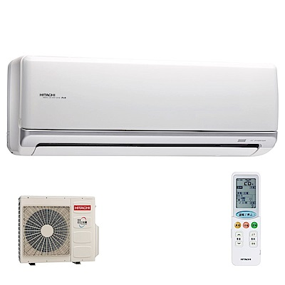 【HITACHI日立】3-4坪變頻冷暖型分離式冷氣RAC-28NK/RAS-28NK