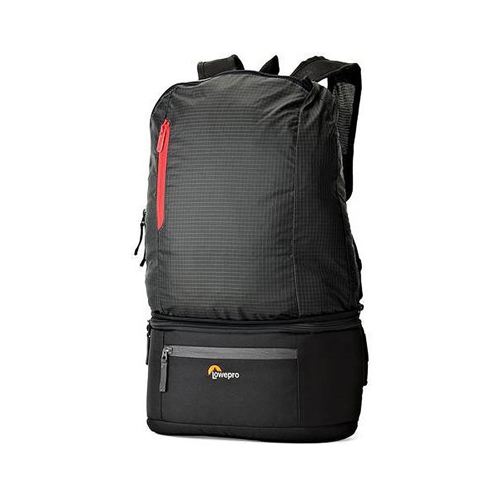 LOWEPRO Passport Duo 都會遊俠 黑 時尚輕巧相機背包 (台閔公司貨)