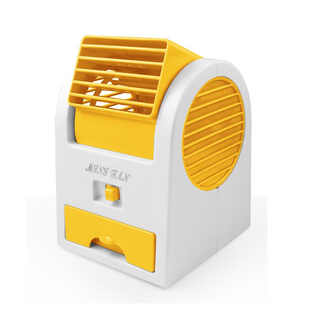 USB方型迷你香水無葉涼風扇(FAN-31) product image 1