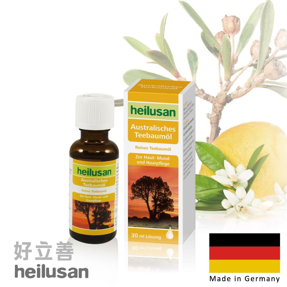 【德國 歐森-好立善】澳洲茶樹精油(30ml)