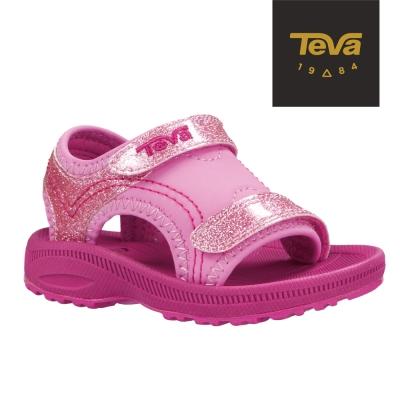 TEVA 美國 幼童 Psyclone 4 多功能運動涼鞋 (格麗特粉紅)