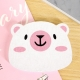 JoyLife 珪藻土超吸水杯墊-白珍珠福熊 product thumbnail 2