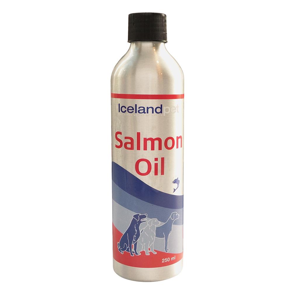 冰島直送犬用全效鮭魚油