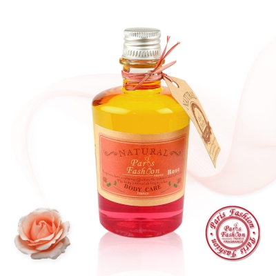 《paris fragrance巴黎香氛》玫瑰按摩油-250ml