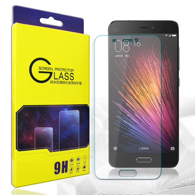 GLA Xiaomi 小米5 / Mi5 疏水疏油9H鋼化玻璃膜(0.26mm)